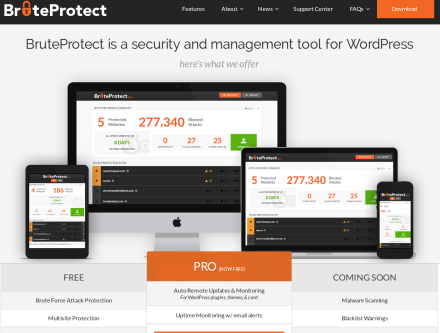 BruteProtect-screenshot