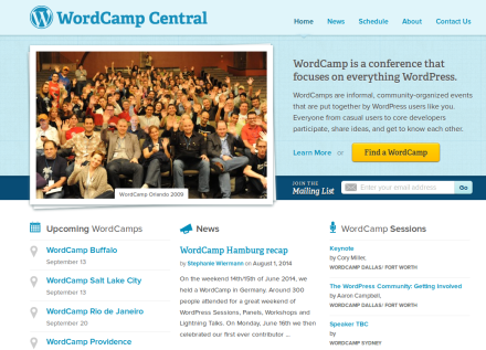 WordCamp.org-screenshot